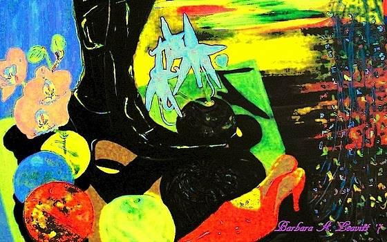 I  Love Shoes 2 by Barbara Leavitt