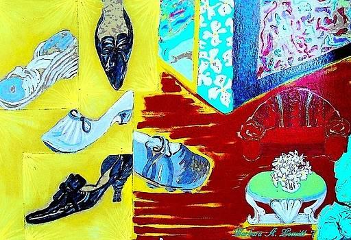 I  Love Shoes by Barbara Leavitt
