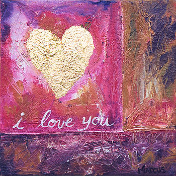 I Love You 2 by Leslie Marcus