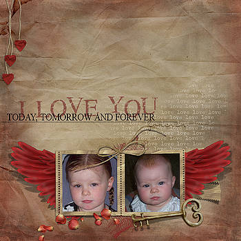 I Love You by Joanne Kocwin