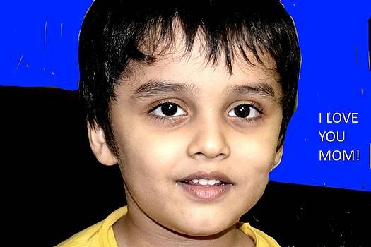 Anand Swaroop Manchiraju - I LOVE YOU MOM