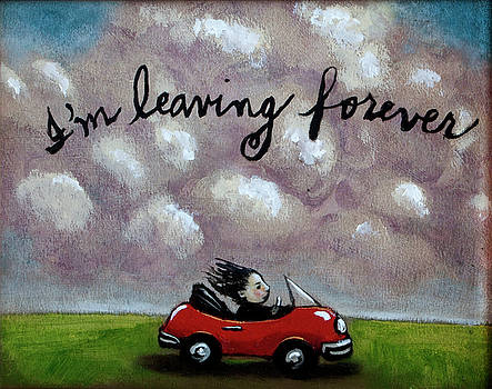 Im Leaving Forever by Pauline Lim
