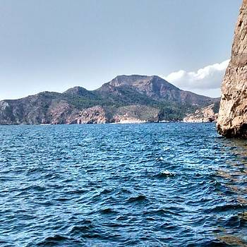 Mediterranean Sea by Nicole Alvarez