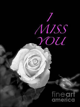 I miss you by Wonju Hulse