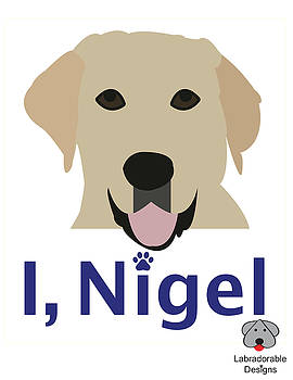 I, Nigel by Caroline Elgin