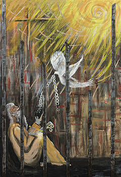 I Paul, the Prisoner of Christ Jesus by Marianne Gonzales