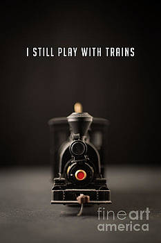 I still play with trains by Edward Fielding