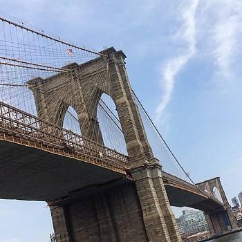 Brooklyn Bridge by Jake Cockerill