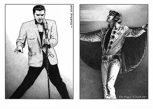 I thought I just saw Elvis by Dan Clewell