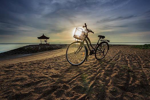 I Want to Ride My Bike  by Ocky Ochtavian