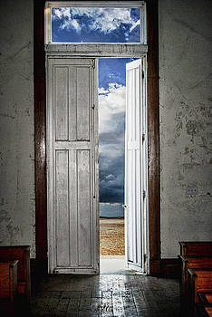 I will Open a Door No Man Can Close by Mark Orr