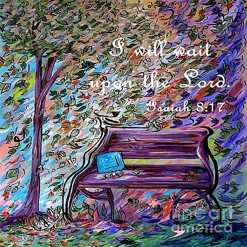 I Will Wait Upon the Lord by Eloise Schneider