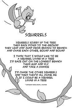 John Haldane - I Would Like to Be a Squirrel