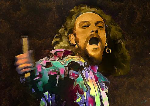 Ian Anderson by Sergey Lukashin