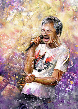 Ian Gillan Now by Miki De Goodaboom