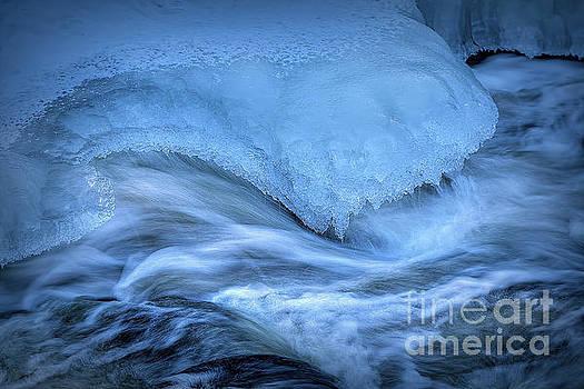 Ice and water 5 by Veikko Suikkanen