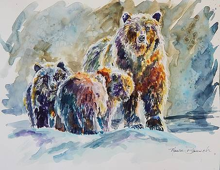 Ice Bears by P Maure Bausch