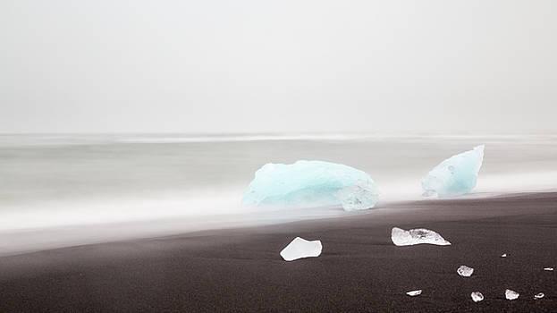 Ice Blue by Elyssa Drivas