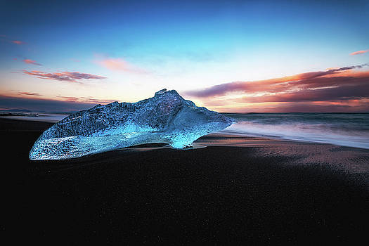 Ice Blue by Scott Masterton