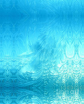 Ice Blue by Susan Wall