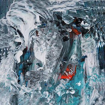 Ice Castles VIII by Judy Huck