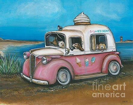 Ice Cream Anyone? by Kim Arre-gerber