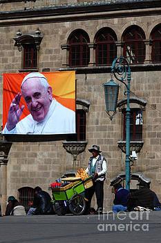 James Brunker - Ice Cream for Pope Francis