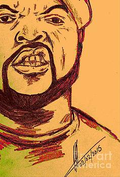 Ice Cube Art by Collin A Clarke