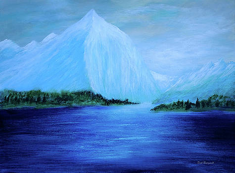 Ice by Dick Bourgault