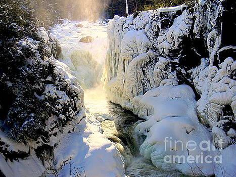 Ice by Elfriede Fulda