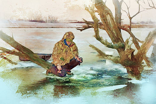 Nikolyn McDonald - Ice Fishing
