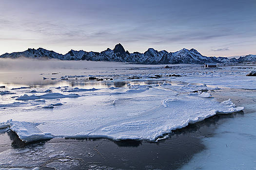 Ice by Frank Olsen