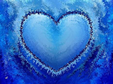 Ice Heart by Rafi Talby