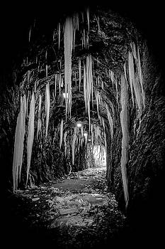 Ice Monochrome by Alan Raasch