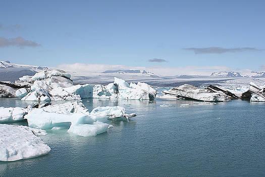 Ice session by Jon Thor Gudmundsson