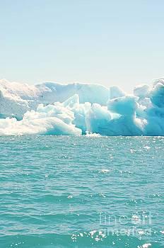 Iceberg Ahead by Kiana Carr