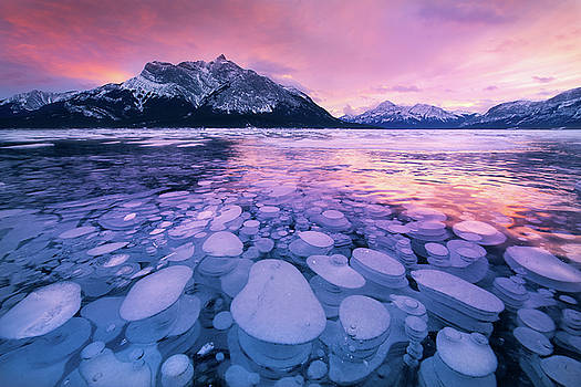 Icebubbles by Victor Liu