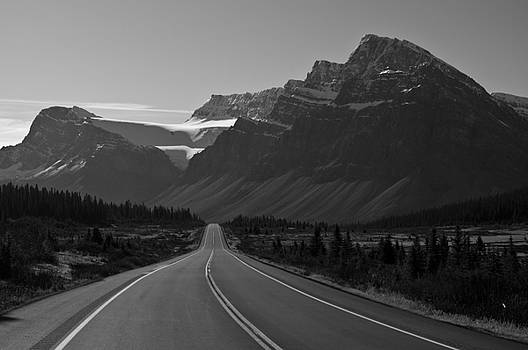 Jedediah Hohf - Icefield Parkway