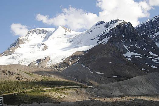 Icefields by Glen Frear