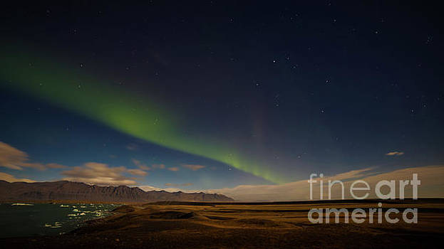 Iceland Aurora 1 by Jerry Fornarotto