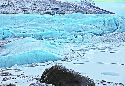 Iceland Glacier Bay Glacier Mountains Iceland 2 322018 1789.jpg by David Frederick
