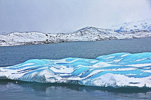 Iceland Glacier Bay Glacier Mountains Sea Sky Clouds Iceland 2 322018 1797.jpg by David Frederick