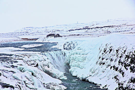 Iceland Gullfoss waterfall Iceland 2 2132018 1228.jpg by David Frederick