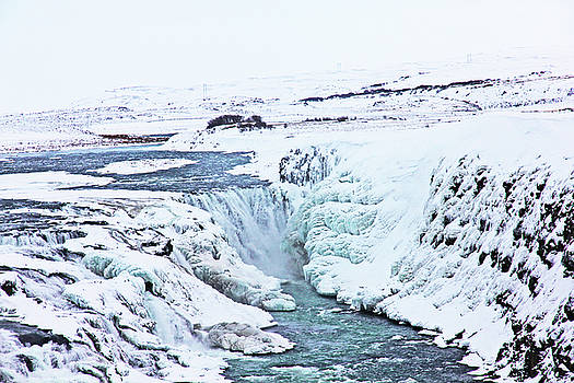 Iceland Gullfoss waterfall Iceland 2 2132018 1229.jpg by David Frederick