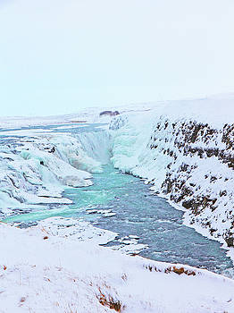 Iceland Gullfoss waterfall Iceland 2 2132018 1235.jpg by David Frederick