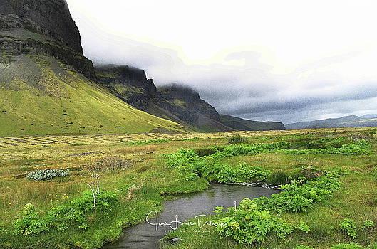 Iceland by Jean-Louis Delhaye