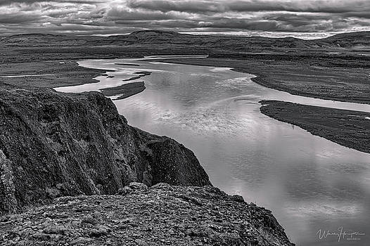 Iceland Landscape 2 - 1441,HSW by Wally Hampton