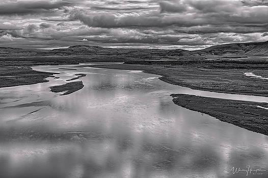 Iceland Landscape 3 - 1465,HSW by Wally Hampton