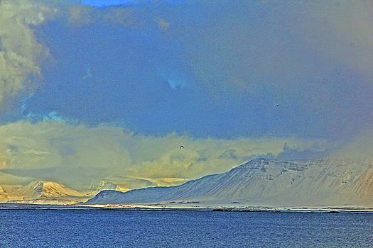 Iceland Reykjavik Bay Iceland 2 2282018 2261.jpg by David Frederick