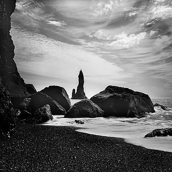 Iceland Reynisdrangar by Nina Papiorek